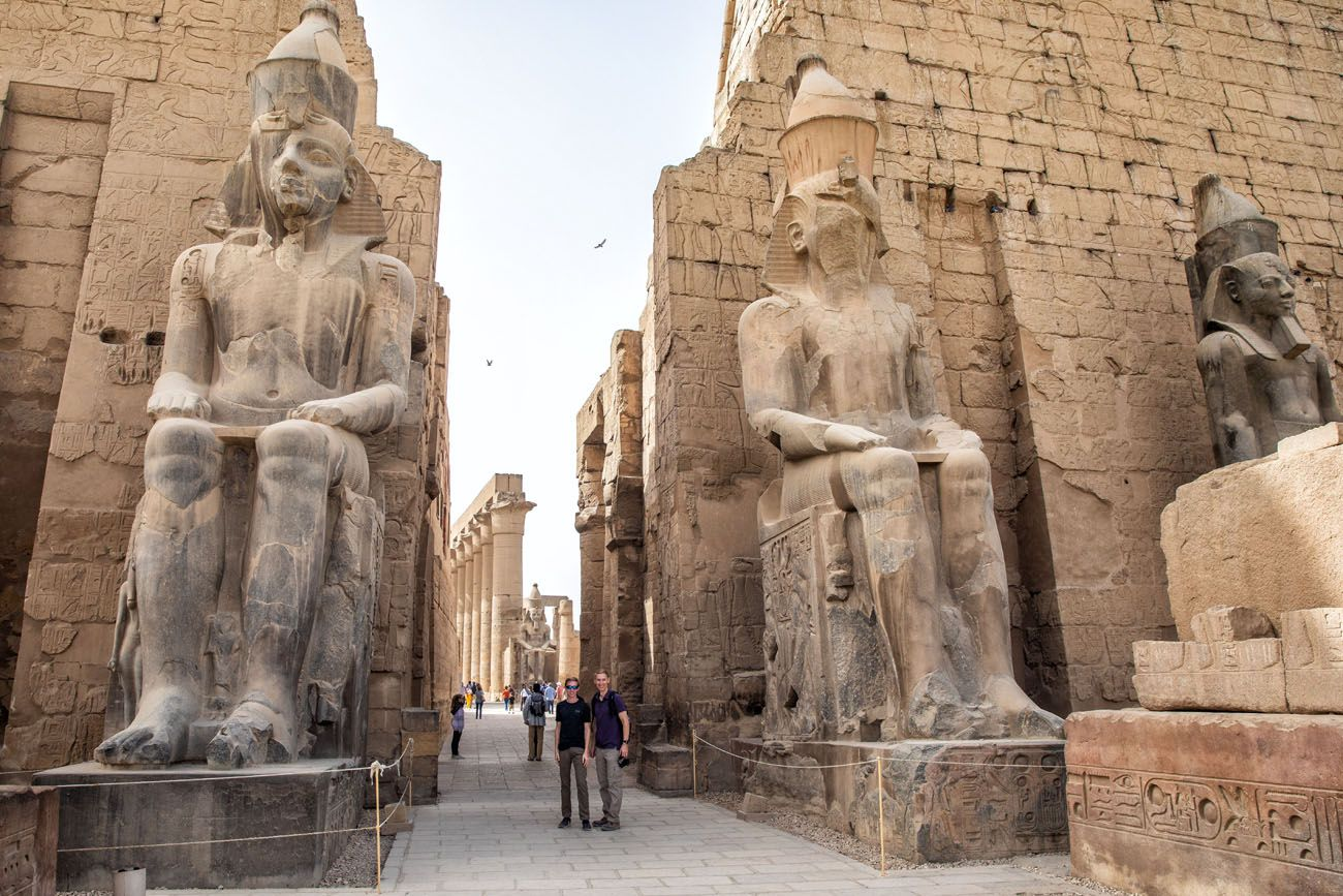 Egypt in Winter