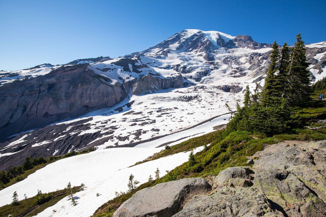 Glacier Vista Mt Rainier