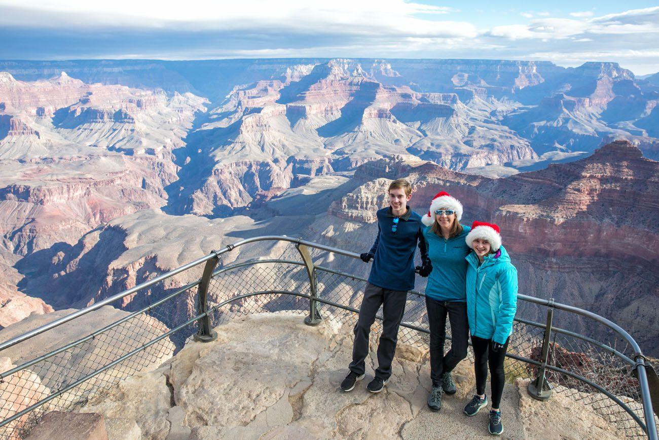 Grand Canyon Christmas