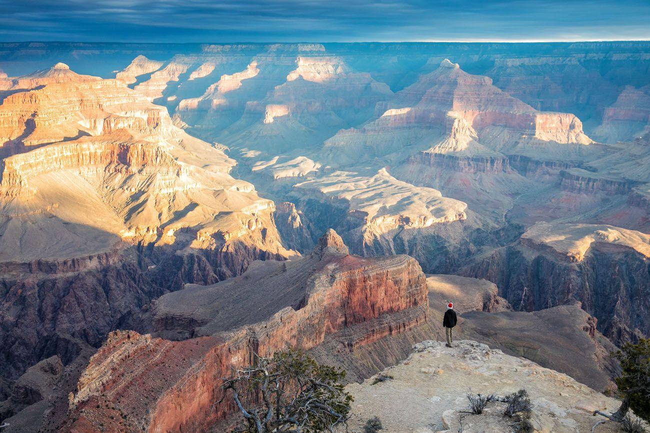 Grand Canyon Sunrise Christmas
