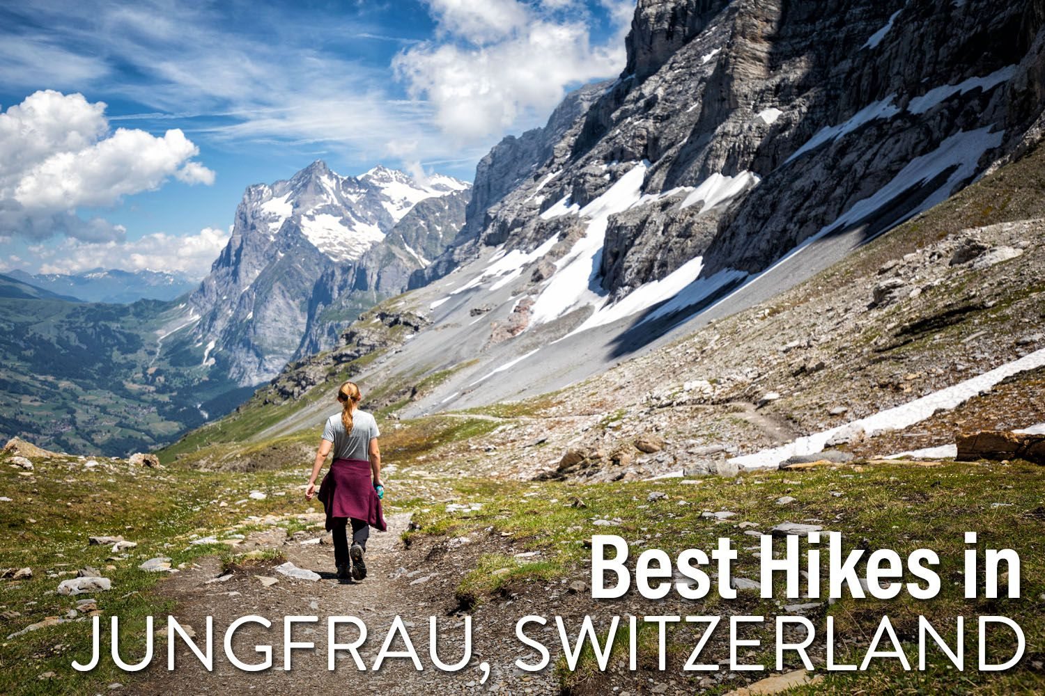 Hikes in Switzerland