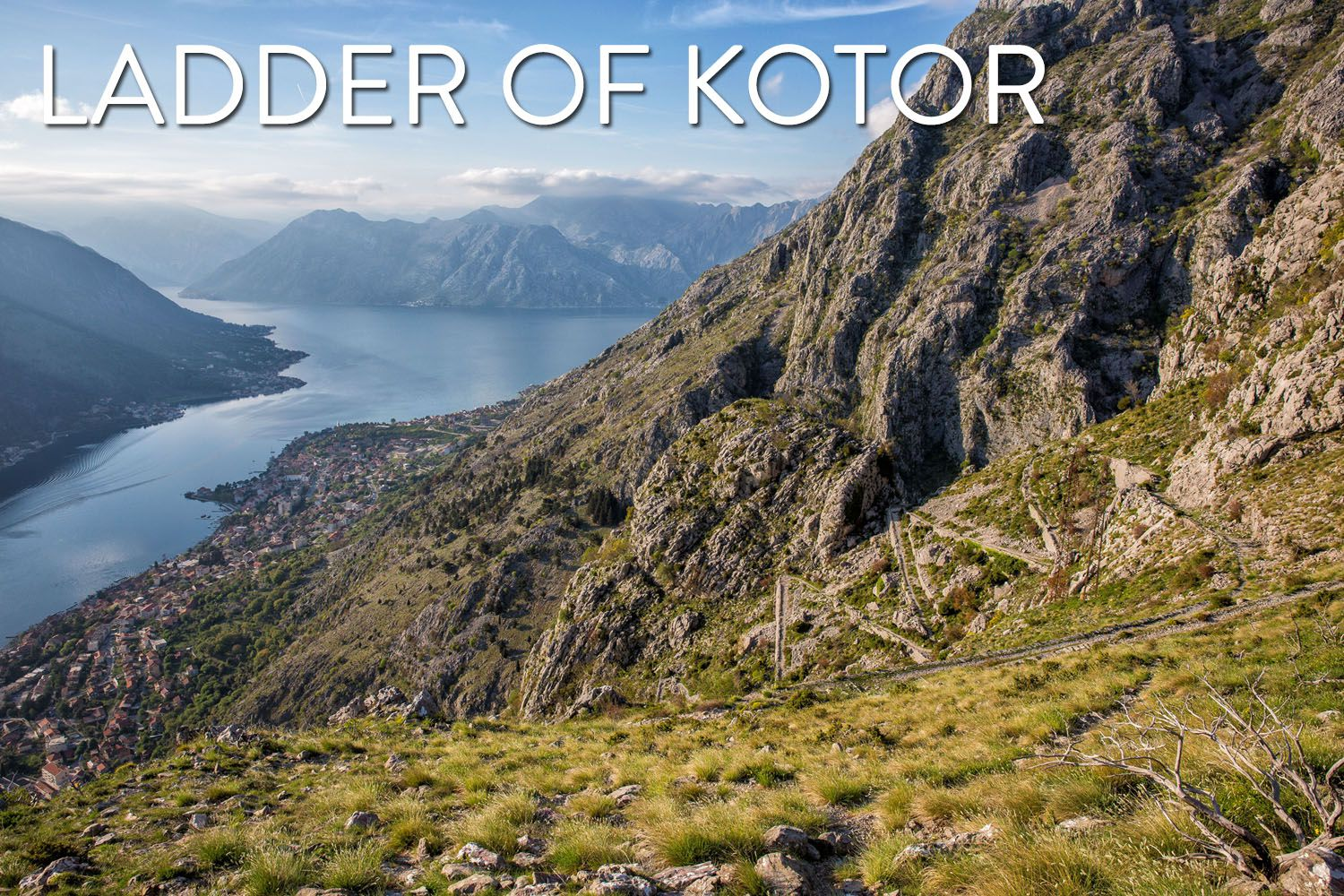 Ladder of Kotor
