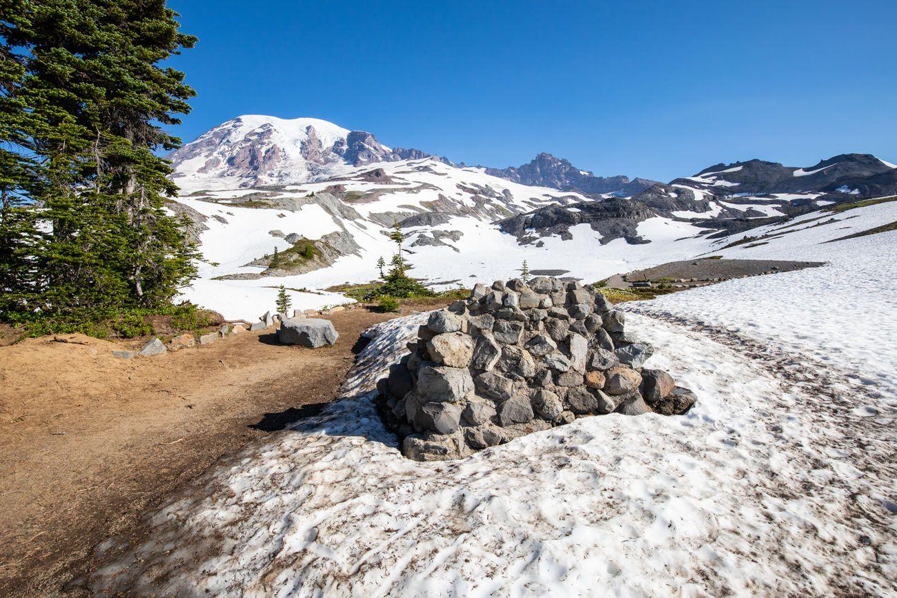 Mt Rainier Memorial