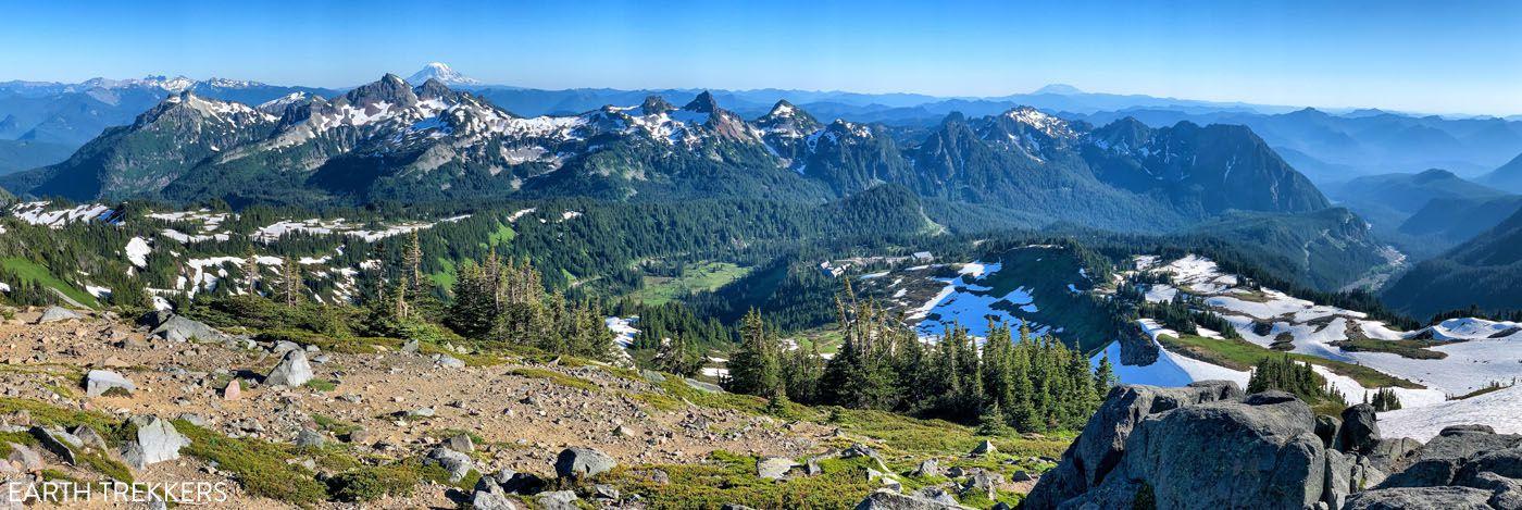 Mt. Rainier Panorama