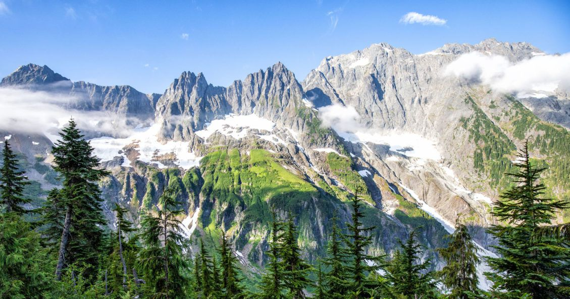 North Cascades Hiking List