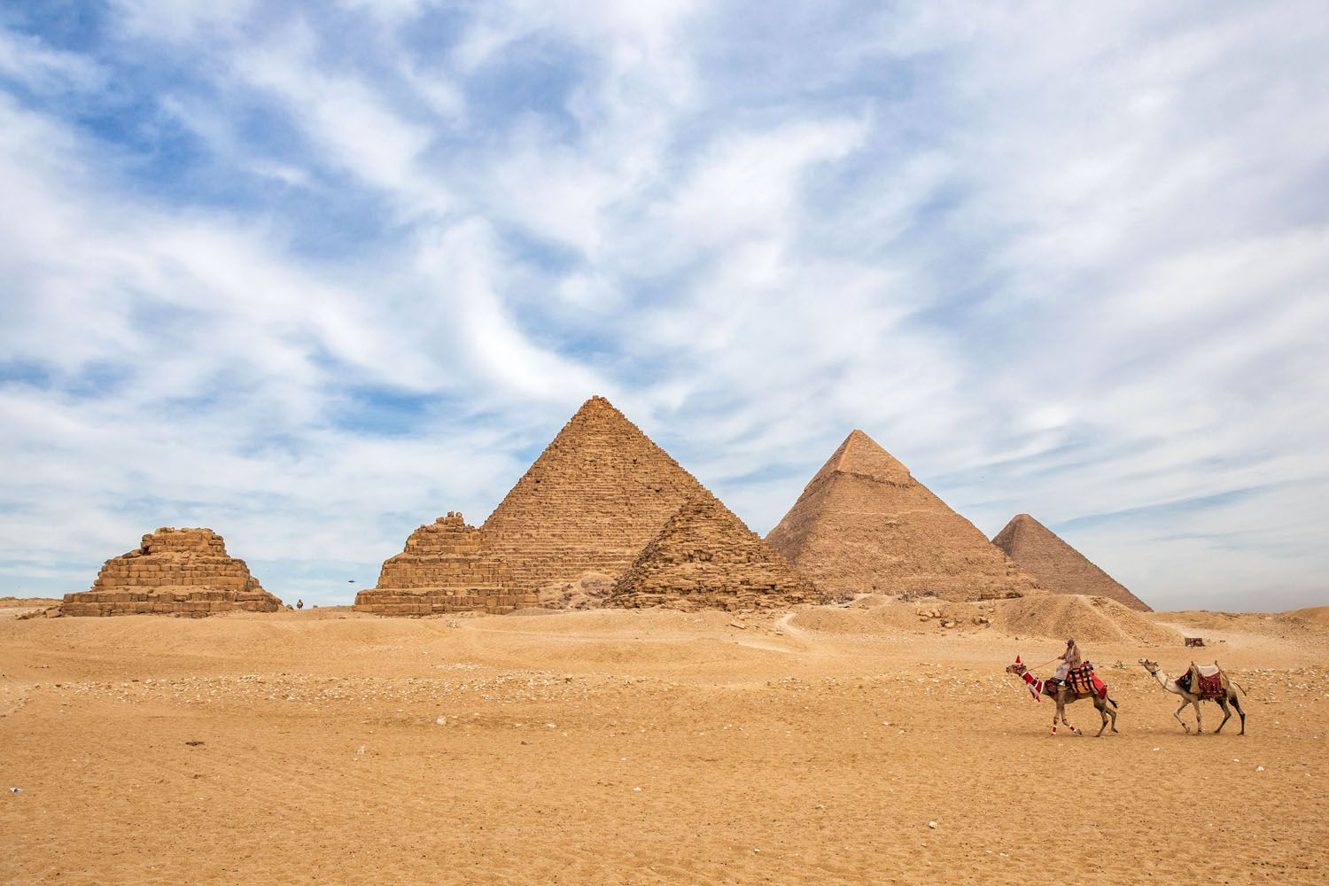 Places to Go in Egypt
