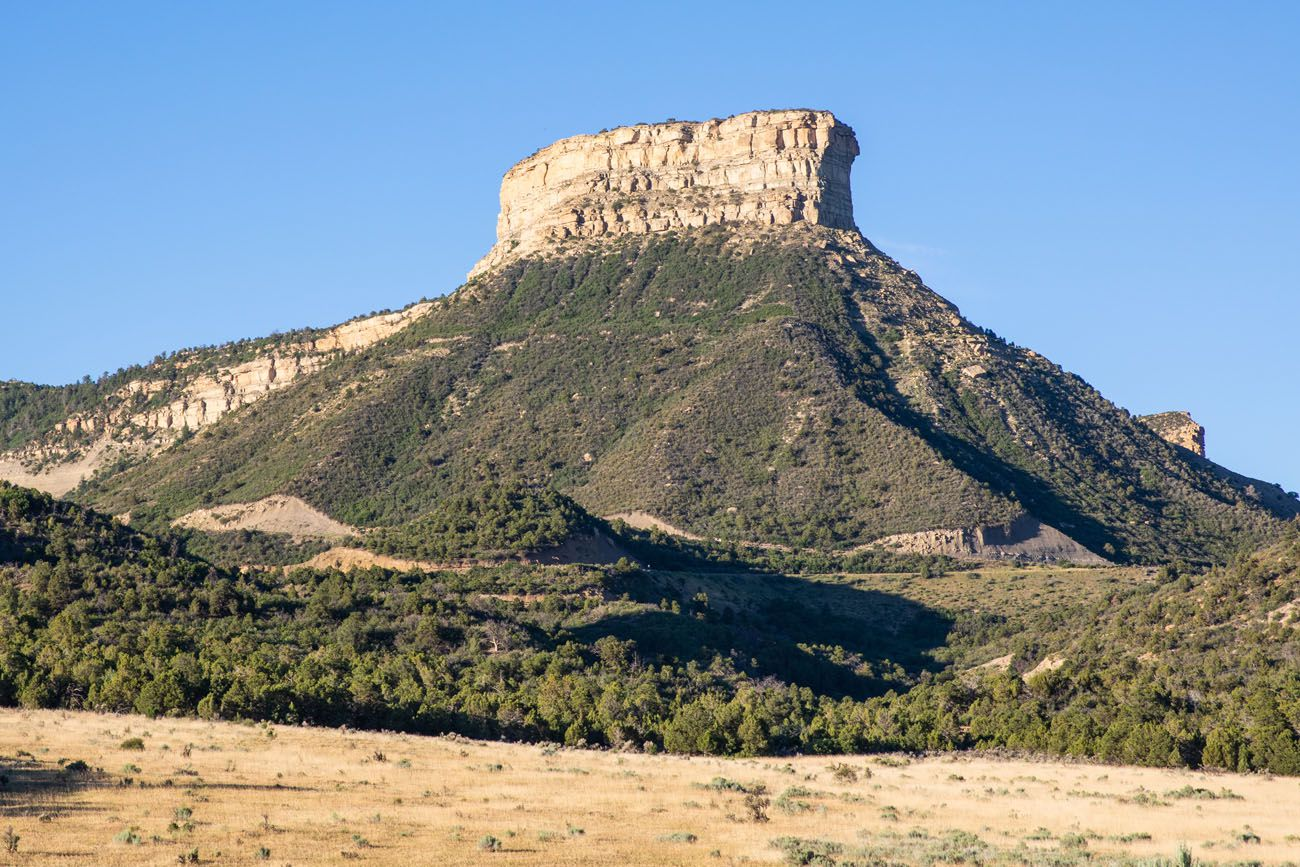 Point Lookout Mesa Verde