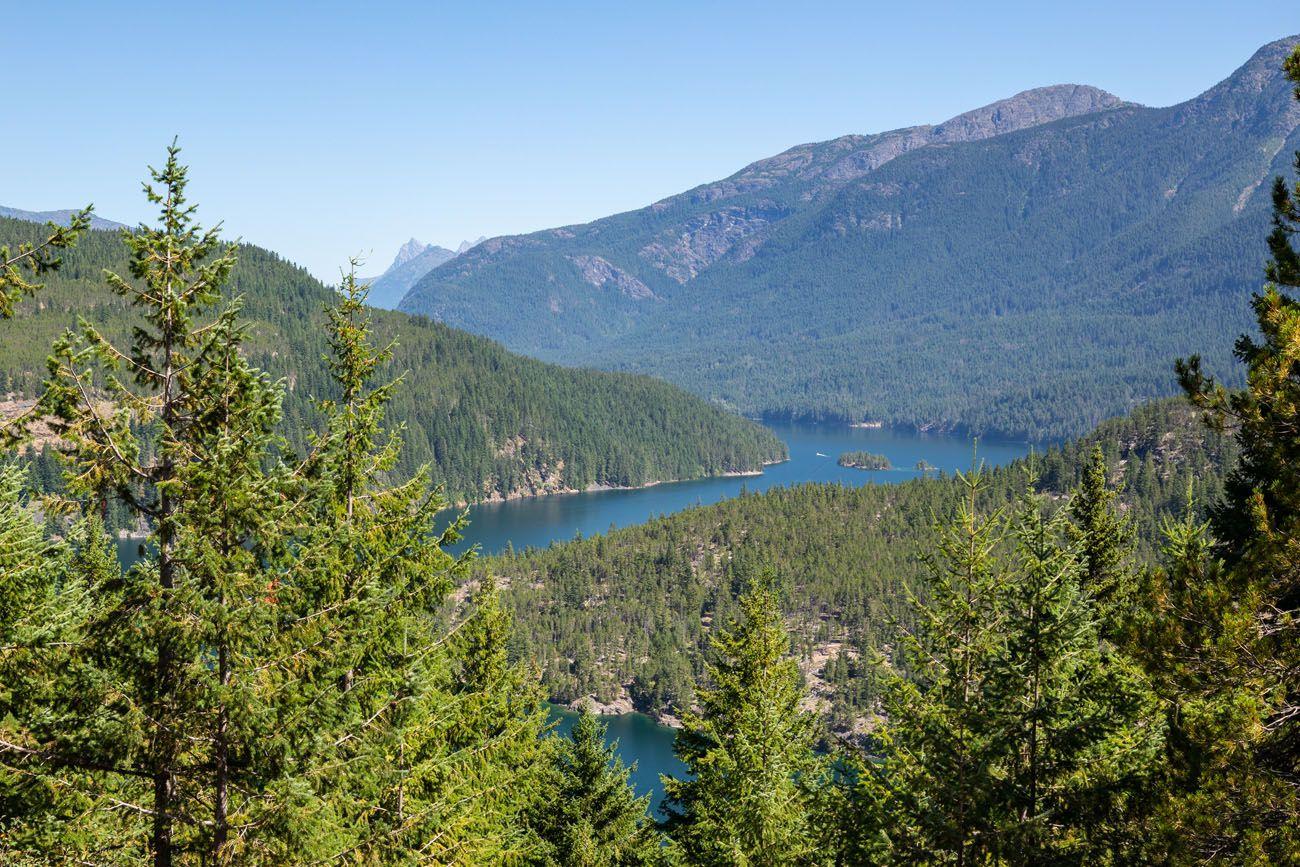 Ross Lake Overlook