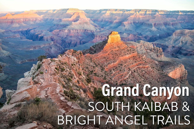 South Kaibab Bright Angel