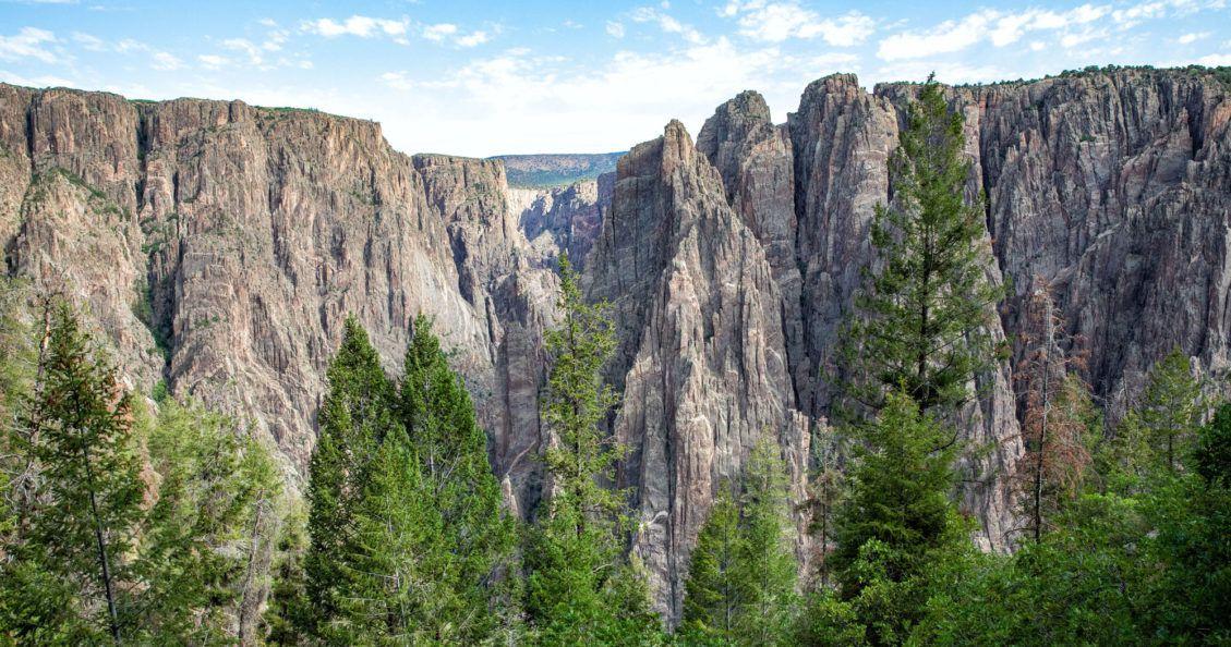South Rim Black Canyon of the Gunnison