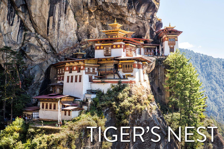 Tigers Nest