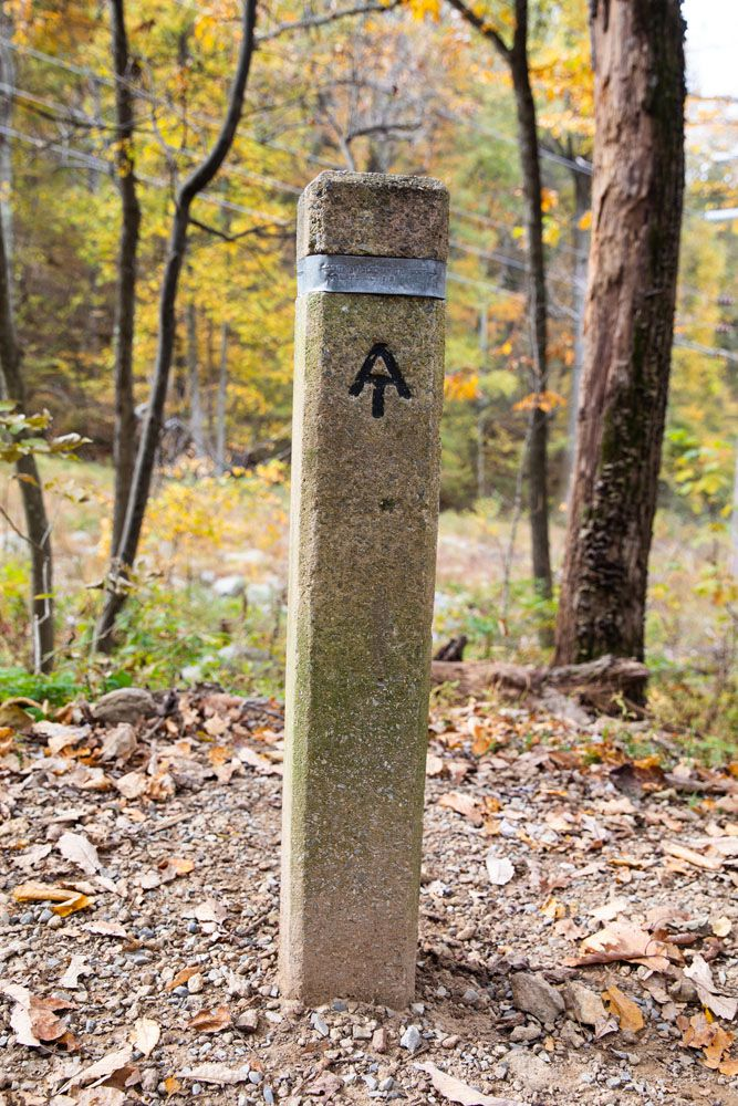Appalachian Trail Sign things to do in Shenandoah