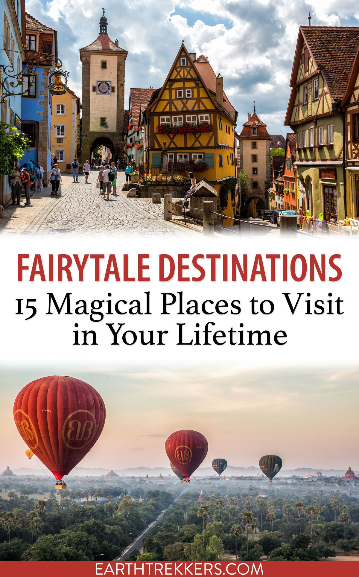 Best Fairytale Destinations