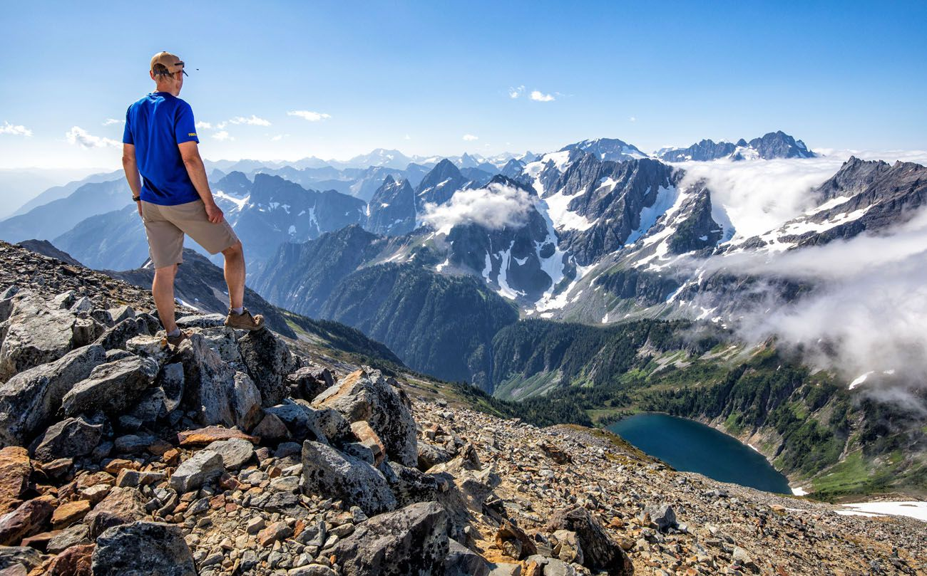 Best Hike North Cascades