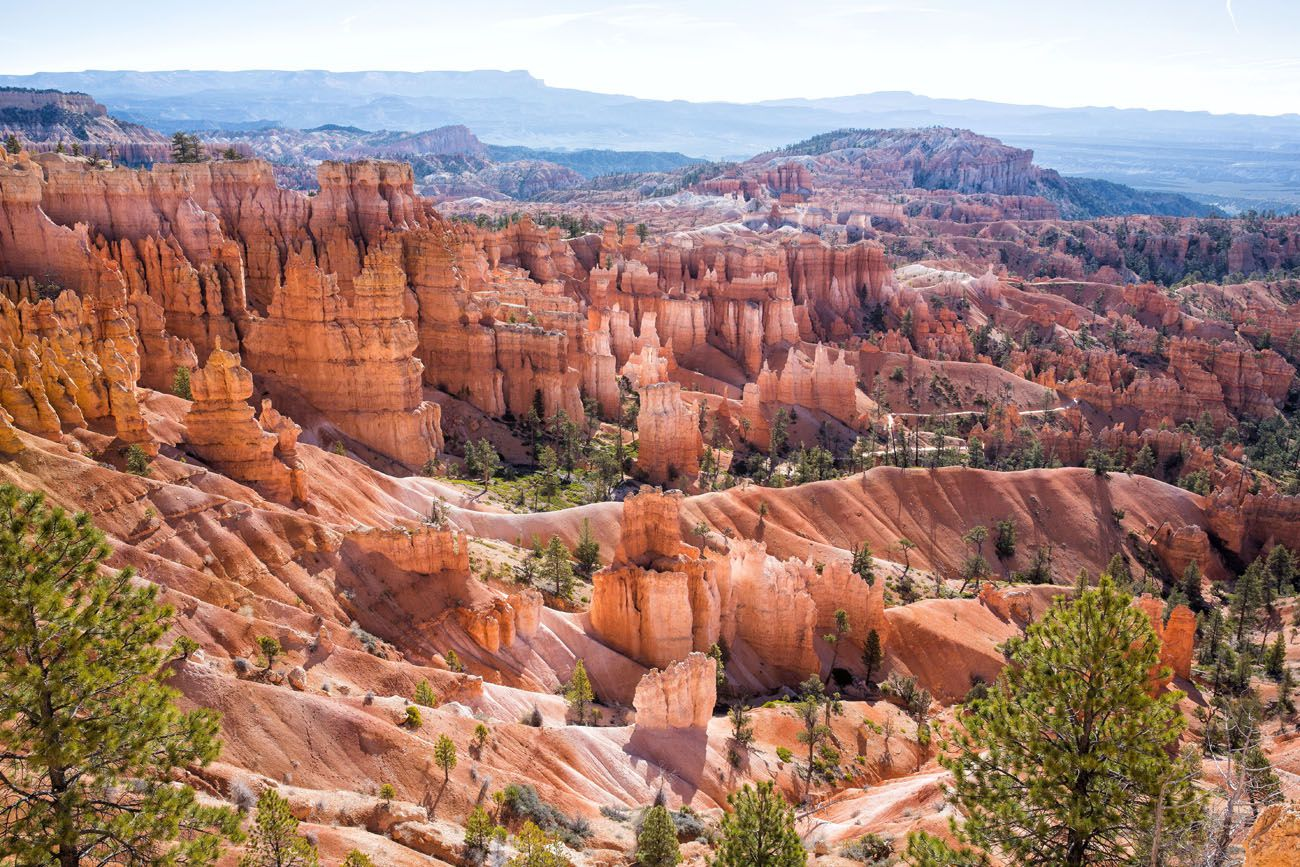 Bryce Canyon national parks with kids