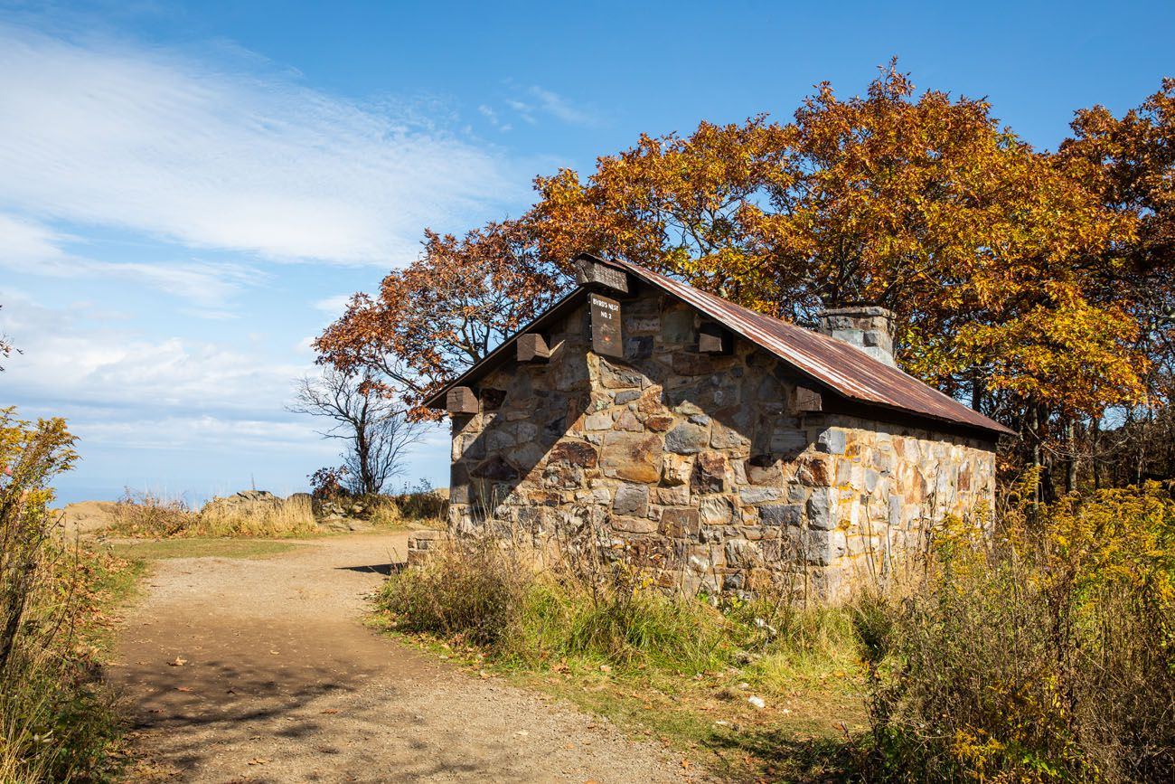 Byrds Nest Shelter