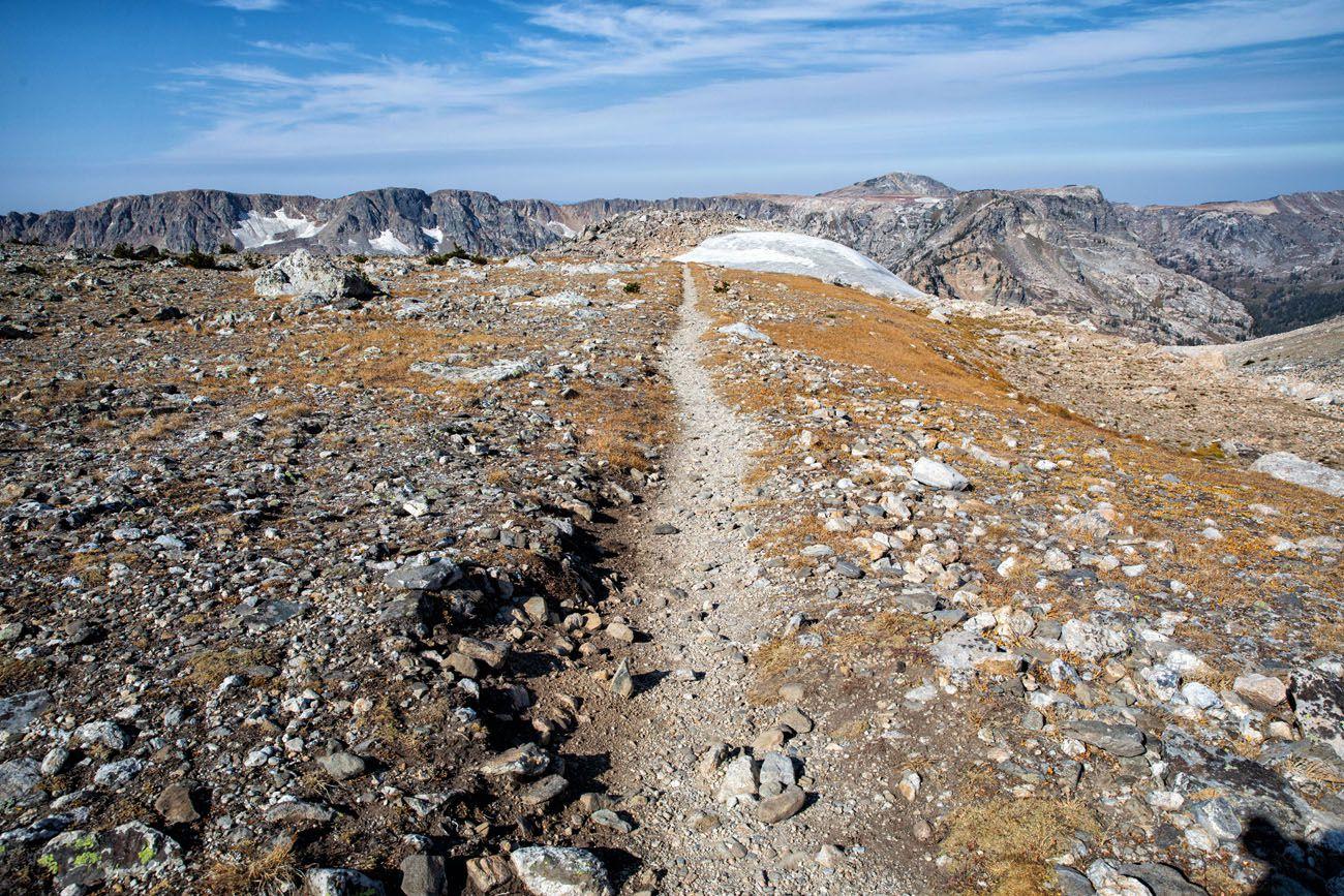 Day Hike Grand Teton