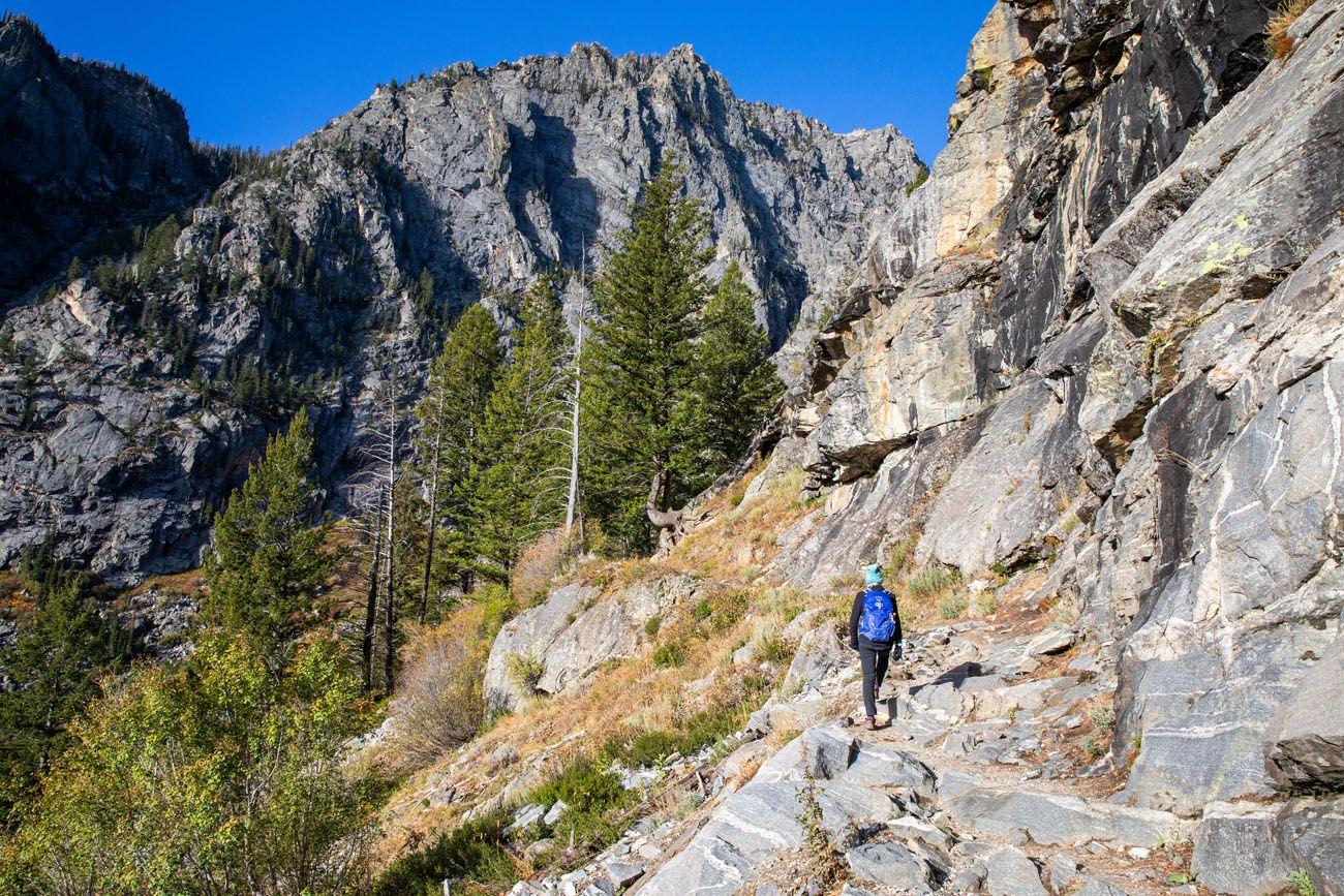 Death Canyon Hike