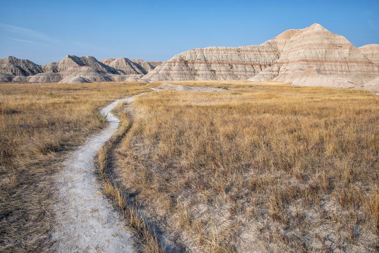 Deer Haven Badlands