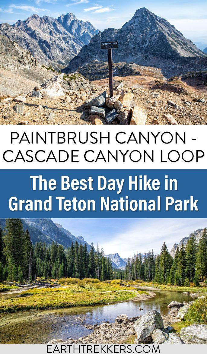 Grand Teton Best Day Hike