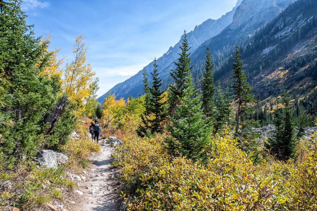 Grand Teton in September