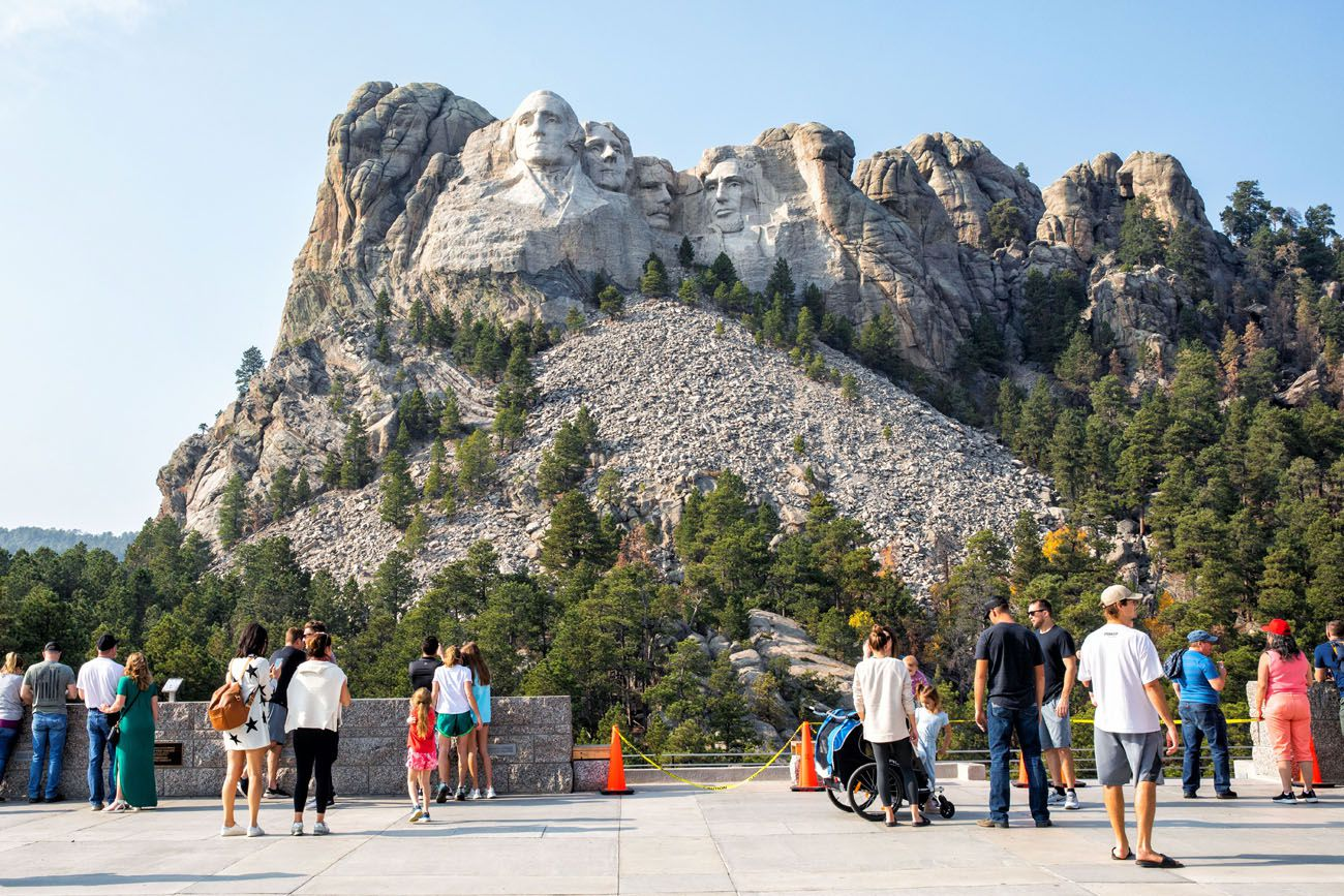 Grand View Terrace Mount Rushmore