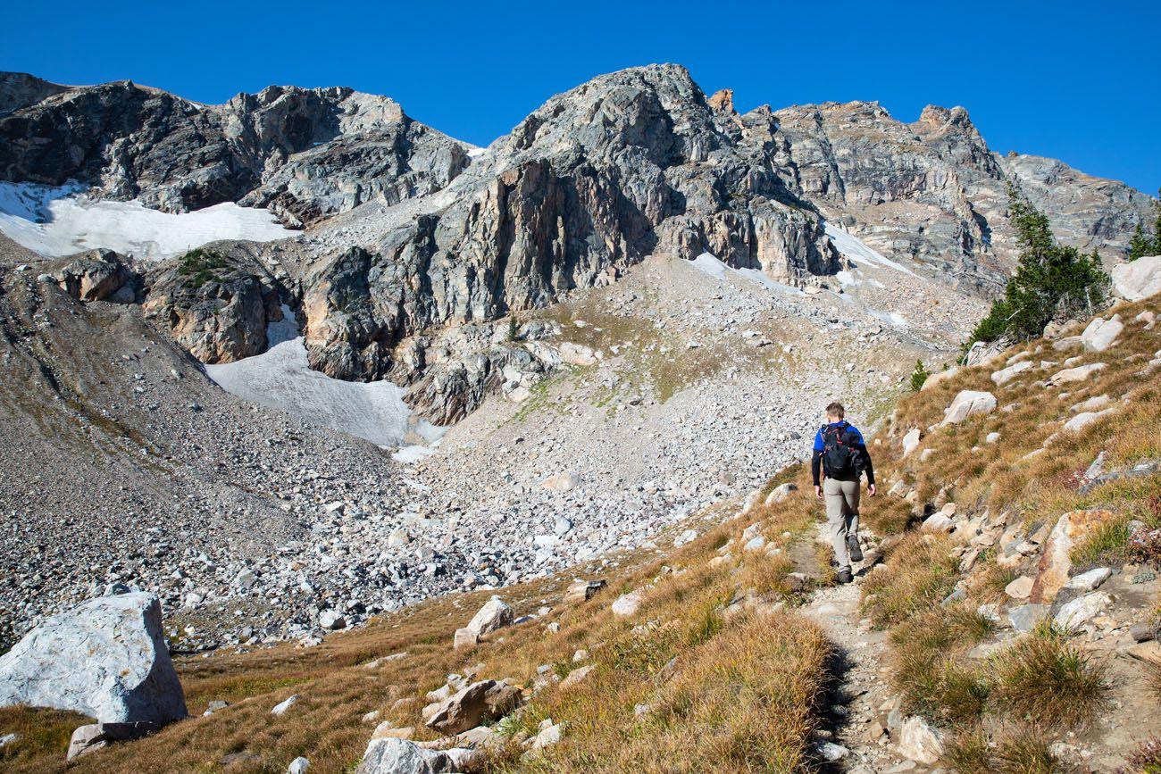 Hike Grand Teton National Park
