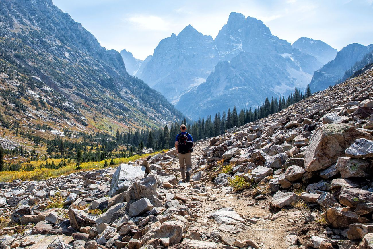 Hike Grand Tetons