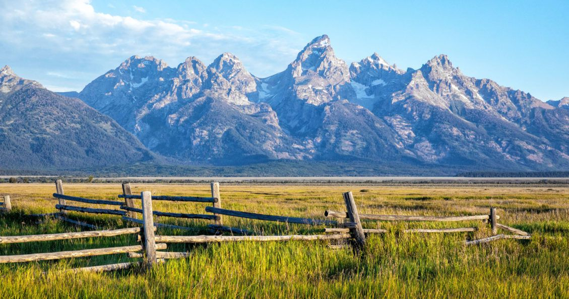 Hikes in Grand Tetons