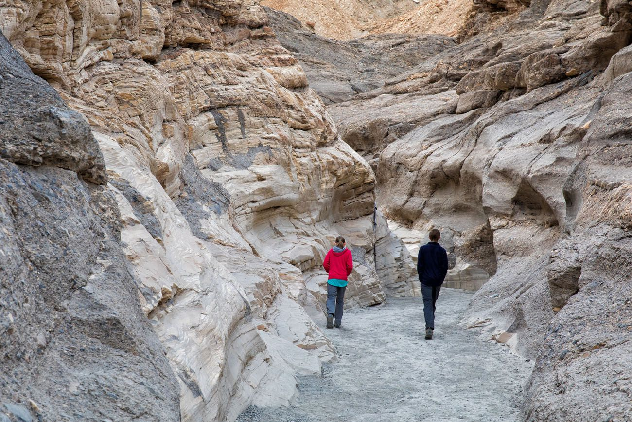Hiking Death Valley with Kids