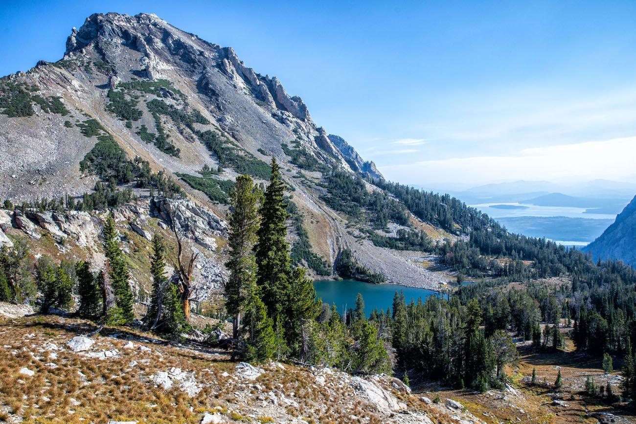 Holly Lake Grand Teton