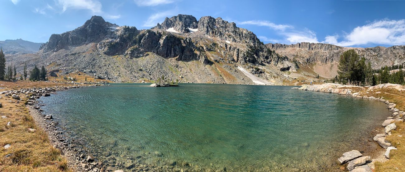 Lake Solitude Panorama