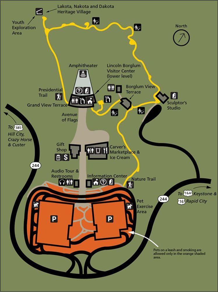 Map Rushmore