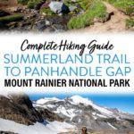 Mount Rainer National Park Hike