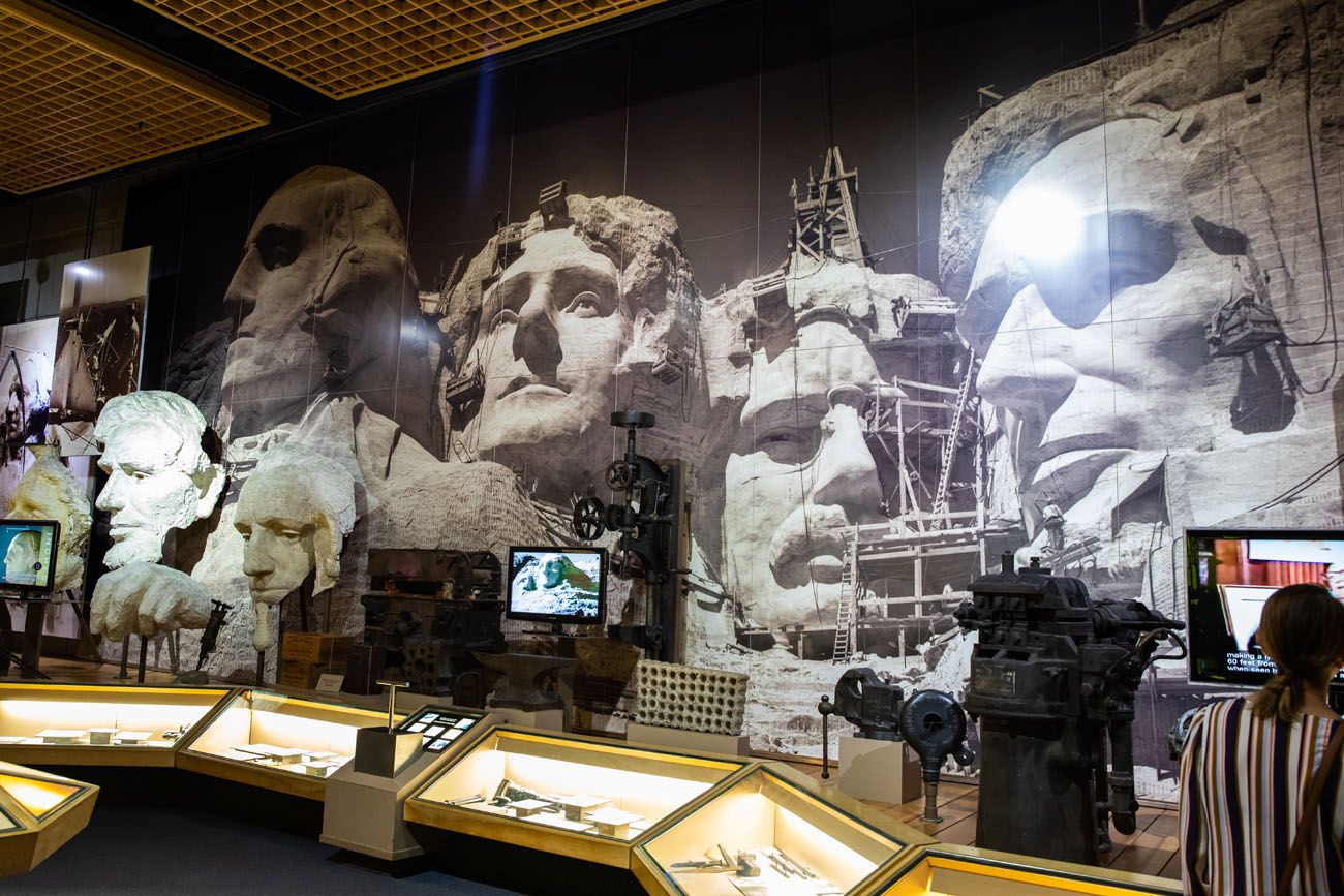 Mount Rushmore Visitor Center