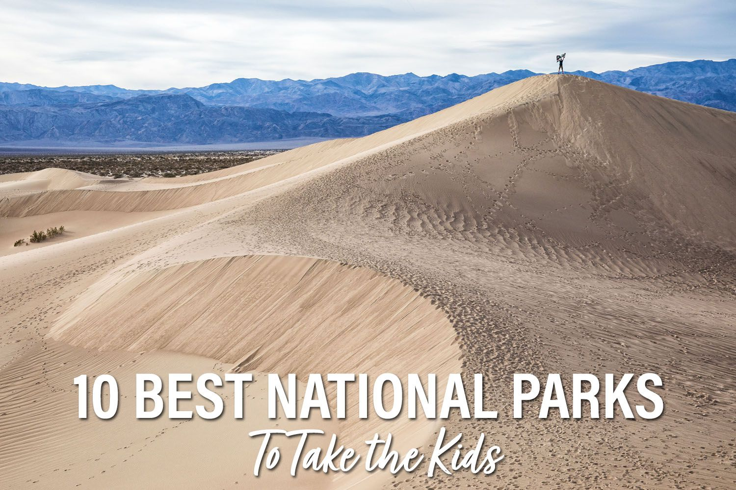 National Parks with Kids
