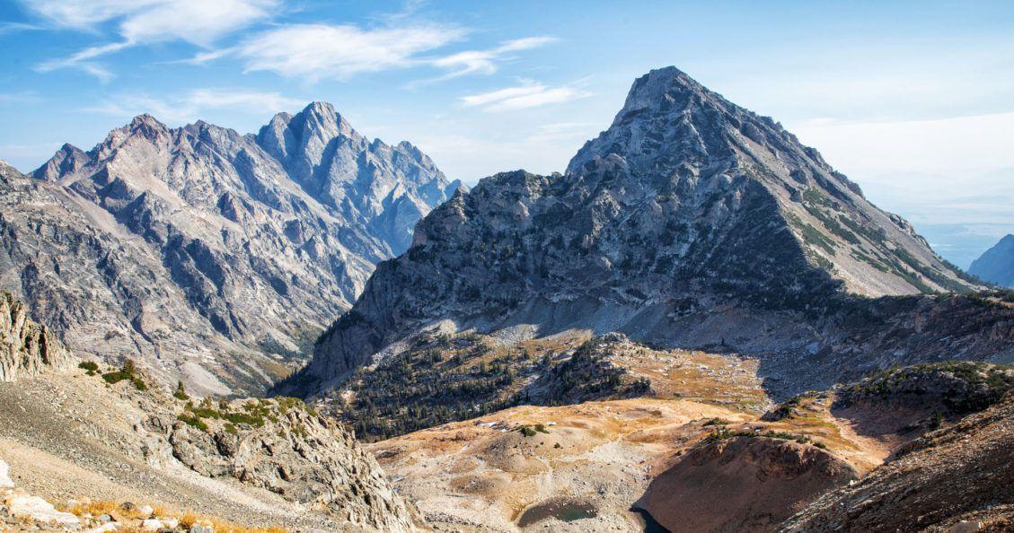 Paintbrush Divide Hike Grand Teton