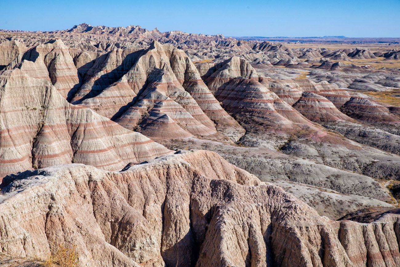 Panorama Point Badlands
