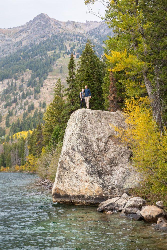Phelps Lake Rock