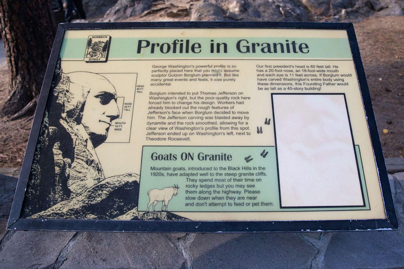 Profile Explanation