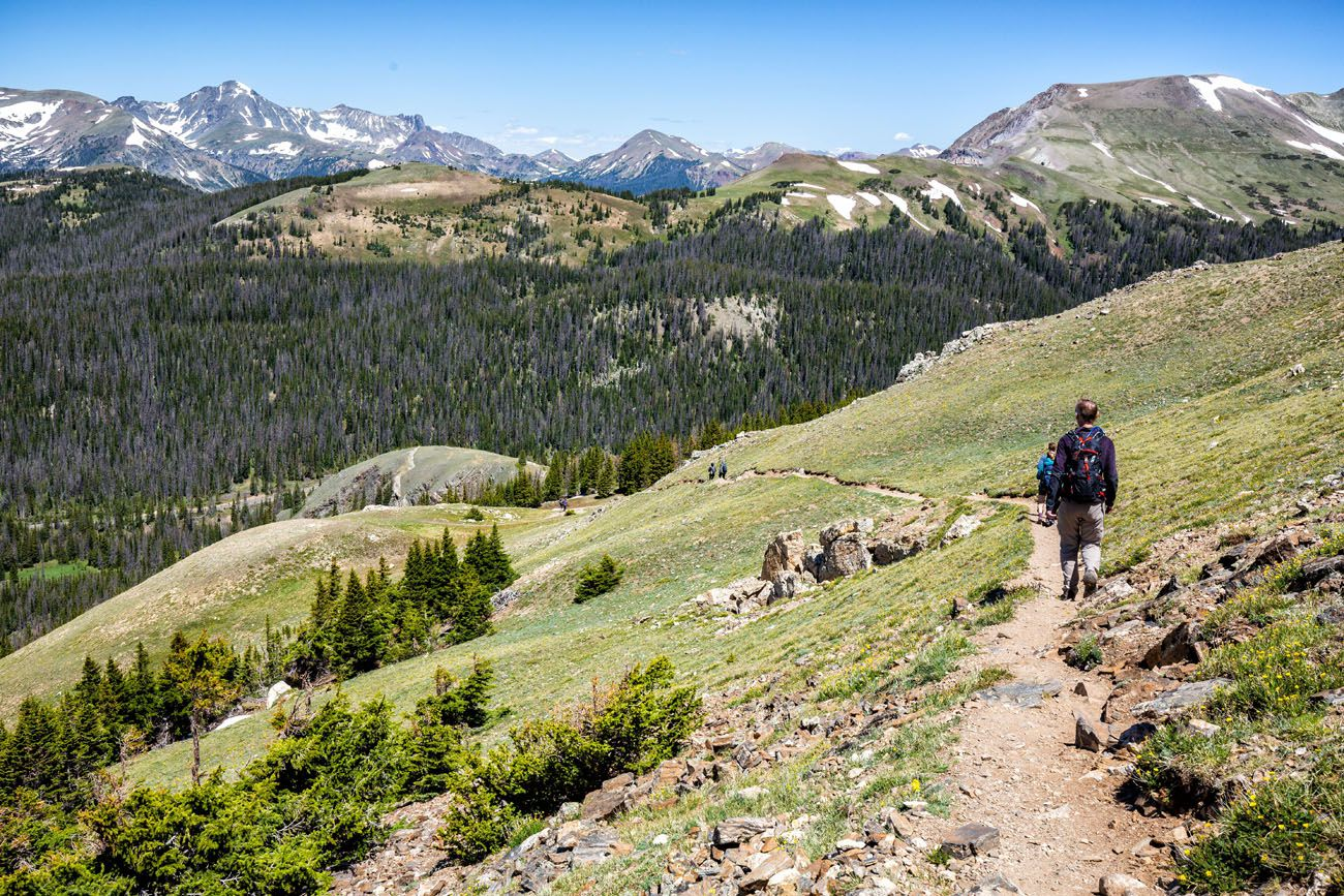 Rocky Mountain National Park Hike