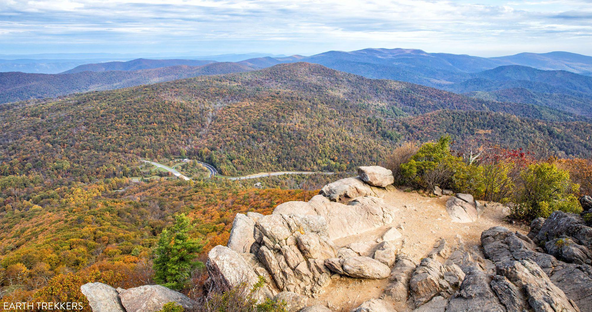 Shenandoah Hiking List