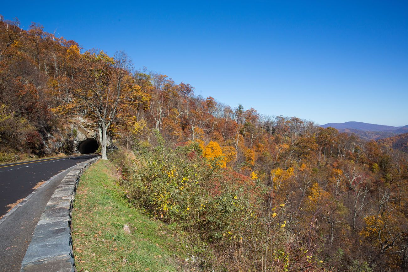 Shenandoah in November things to do in Shenandoah