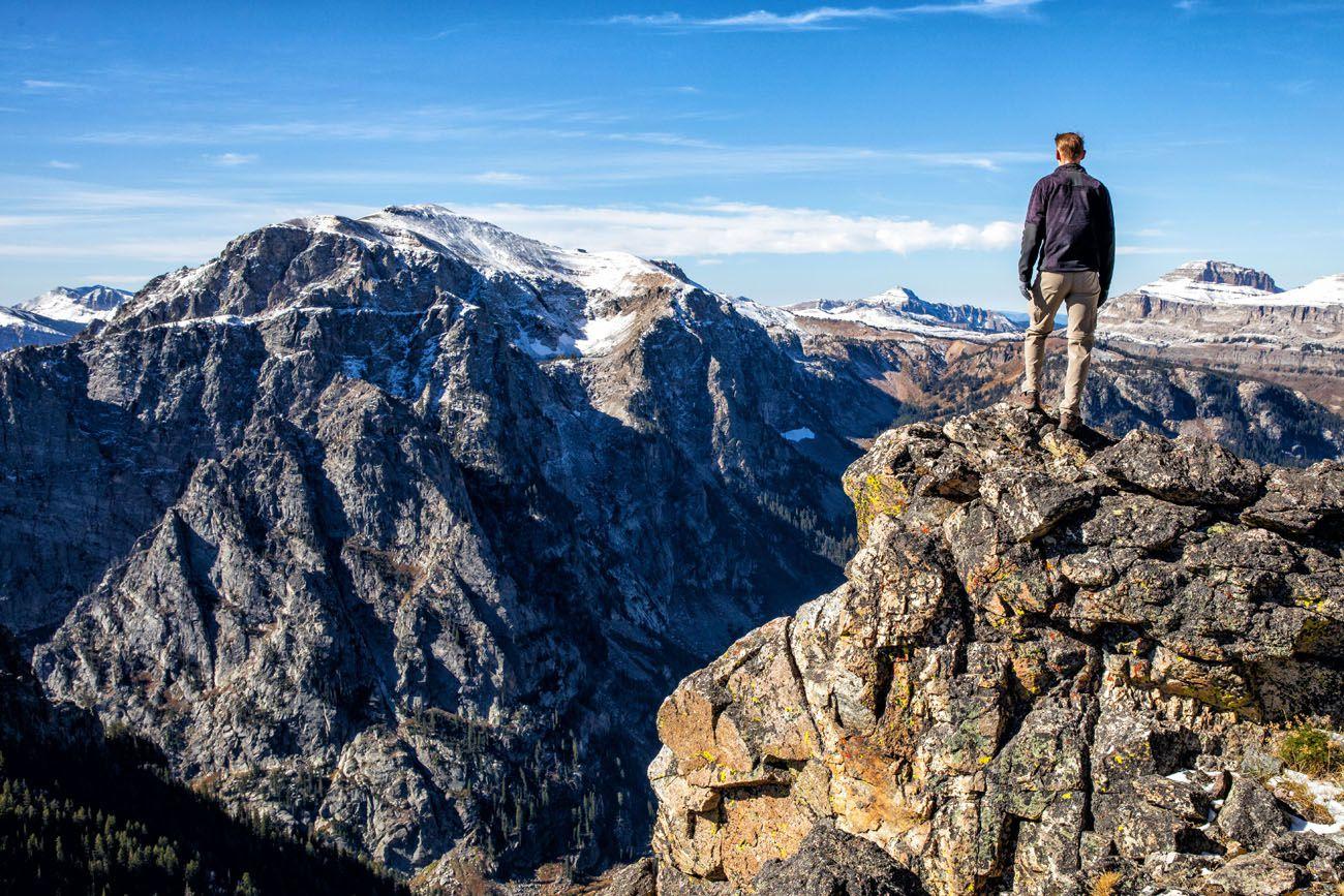 Static Peak Divide Hike