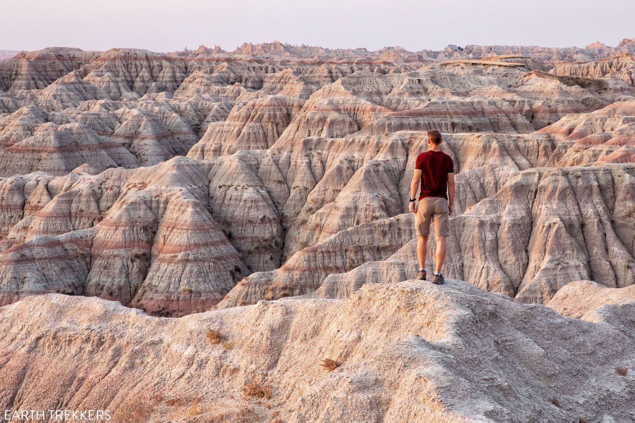 Things to do in Badlands