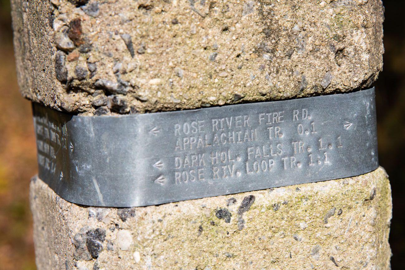 Trail Marker SNP