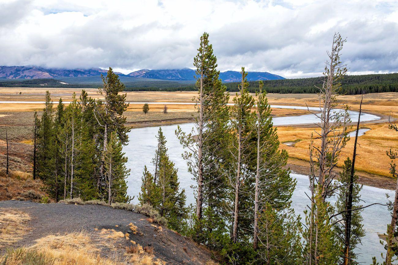 Yellowstone in Autumn