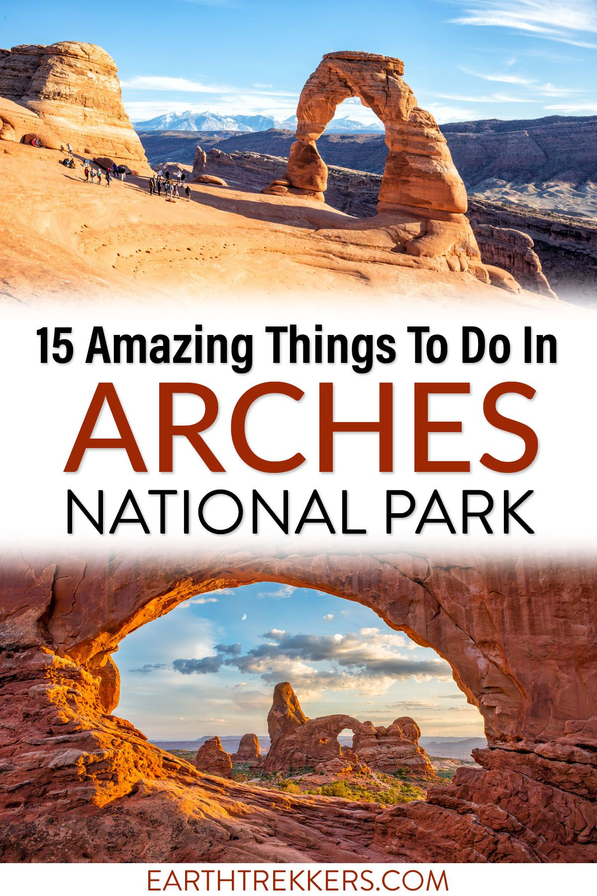 Arches National Park Travel Guide