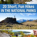 Best Short Hikes in the National Parks