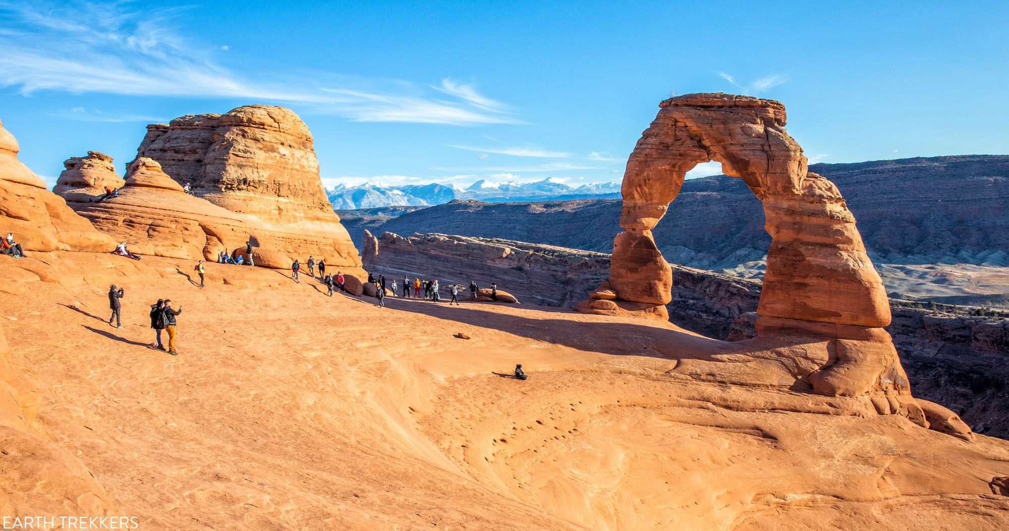 Delicate Arch Tips